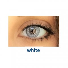 Eye Free Colors EDG, цвет: white (2 линзы)