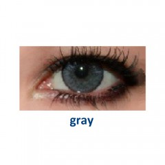Eye Free Colors SP-2Т gray (2 линзы)