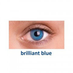 FreshLook ColorBlends Brilliant blue (2 линзы)