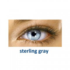 FreshLook ColorBlends Sterling gray (2 линзы)