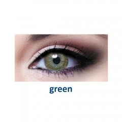 FreshLook ColorBlends Green (2 линзы)