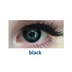 Eye Free Colors NBT2 black (2 линзы)