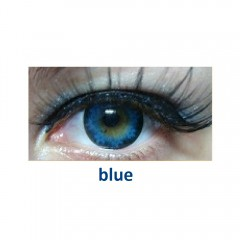 Eye Free Colors DM30 blue (2 линзы)
