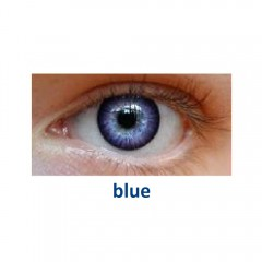 Eye Free Colors AM77 blue (2 линзы)